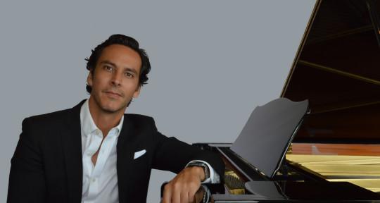Pianist, producer & composer  - Fernando Davil