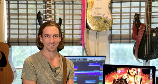 Session Guitarist - Nick Schwartz