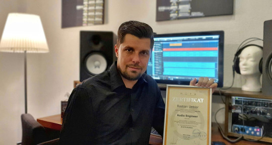 Audio engineer, Songwriter - B.T.S. - Bastis Ton Service