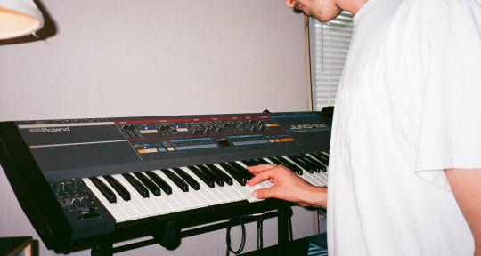 Producer, Mixer, Guitarist - Collin Eades