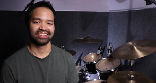 Session Drummer - Ben Pham