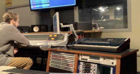 Editing, Mixing, & Mastering - Jordan Kosisko