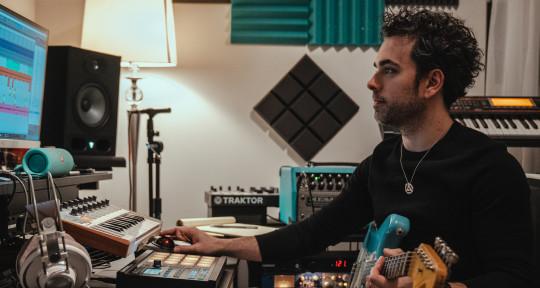 "Producer, Songwriter - Anthony ""ANTi"" Rankin"