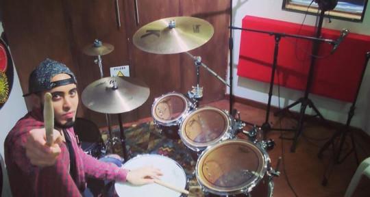 Drummer & Percussion Colombian - JuanSe Londoño