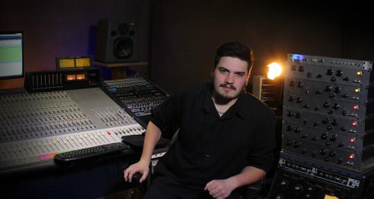 Powerful mixes - Lucas Serra Starck