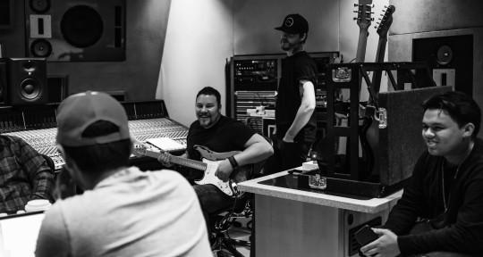 Music Production Studio - HC Studio (by Hugo Cantarra)