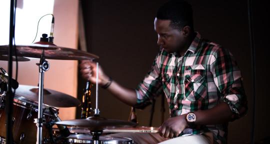 Session Drummer - Pacifique Dushimiyimana