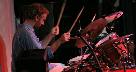 Organic Multitrack MIDI Drums - Martin Evans