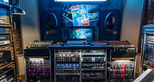 Mixing, Mastering, Recording - Jay Condiotti