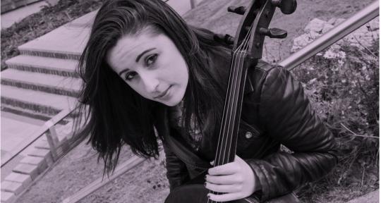 Singer, Cellist, Arranger - Hannah Savignon-Smythe