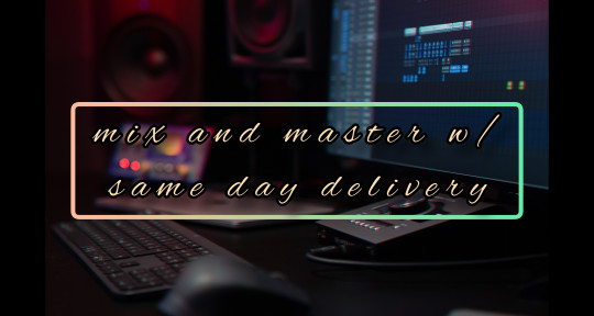 music mixing and mastering - Ali Daher