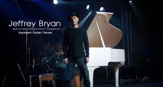 Keyboards, Vocals, Composer - Jeffrey Bryan
