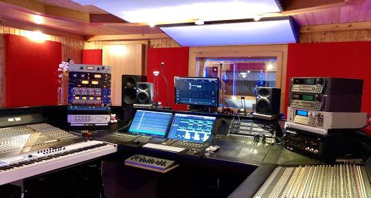 Producer/Music engineer - Alexander Tschiggerl