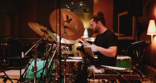 Drummer, Composer, Producer - Archibald Ligonniere
