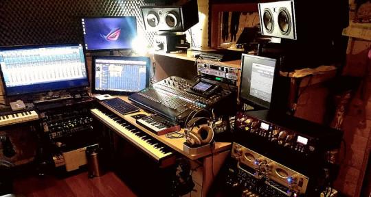 arrangiatore,sound designer, - Liquidenote Studio Recording