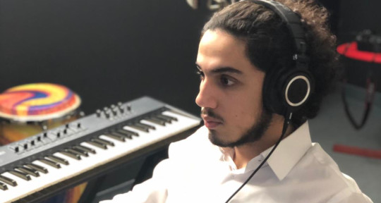 I am a music producer - Ralph Melhem