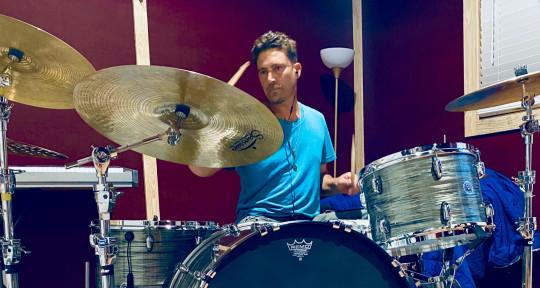 Session Drummer, - Ray Rebert / Raytone Records