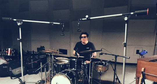 Drummer, Music Director - Ryan Calaunan