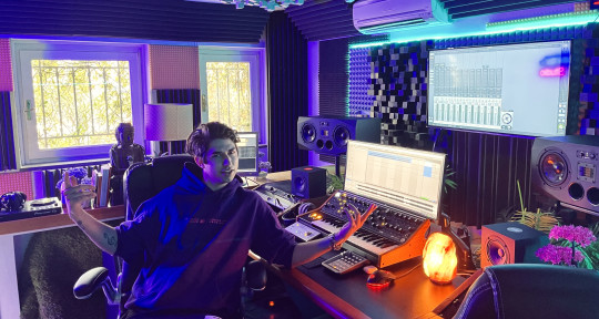 Producer / Mixing & Mastering - Drew Trax