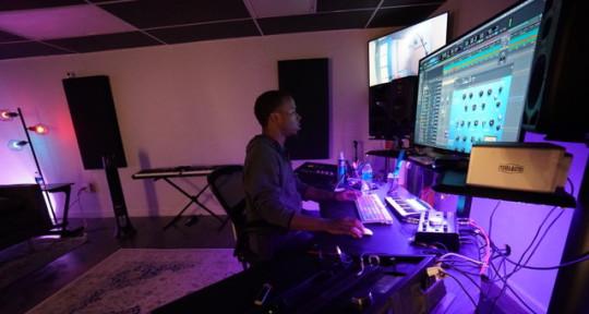 Recording, mixing, mastering - Spitshine Studios