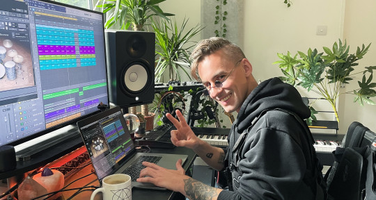 Mixing⚡️Mastering⚡️Producer⚡ - Vince Welch