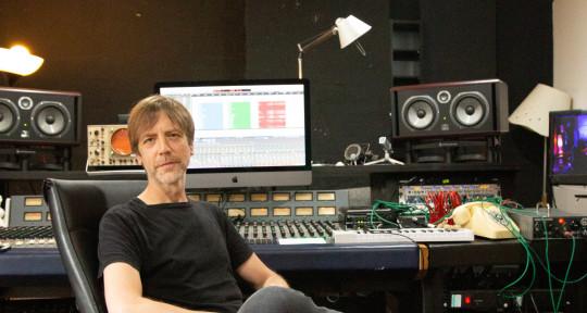Producer & Mix Engineer - Jason Shaw