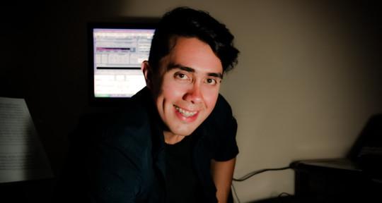 Composer- Orchestrator- Arrang - Daniel Negi