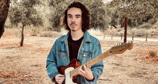 Session Guitarist and Composer - Ethan Richey