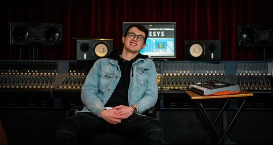 Music Producer - Corentin Henri Le Fur