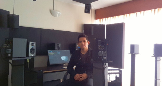 Dolby Atmos Mixing Engineer - Tiago