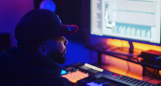 God's favorite producer - AJxOTB