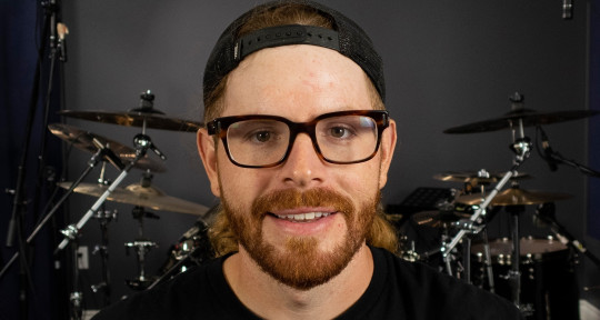 Metal Session Drummer - Cameron Fleury