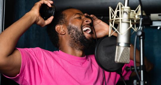 Music Producer & Song-Writer - Jared Oluwa