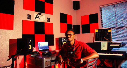 Producer, Mixing, Beats, Piano - Jacob Dewitty