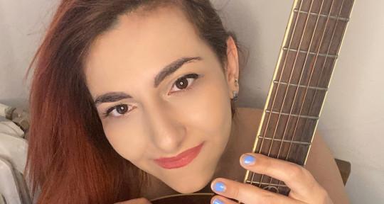 SINGER, SONGWRITER, MUSICIAN - Alessia Piritore