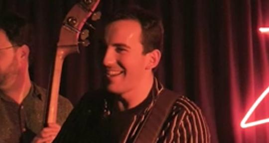 Recording Guitarist - David Stern