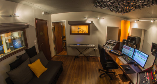 Production, Mixing, Mastering - Grey Studios Athens