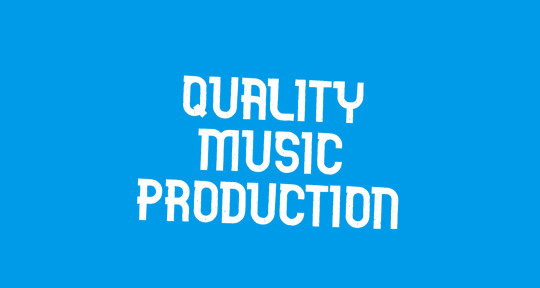 Music Production - Raven Brown