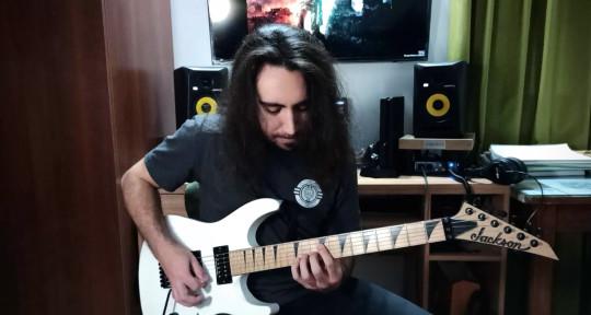 Session Guitarist - Manú Antú Lopez