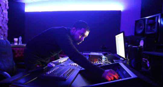 "Platinum Engineer & Mixer - Gerald ""TAG"" Yusuf"