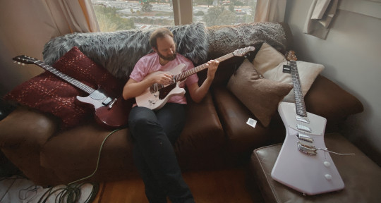 Session Guitarist / Songwriter - Sam Small