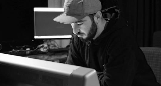 Mix engineer - Lucien Leclerc