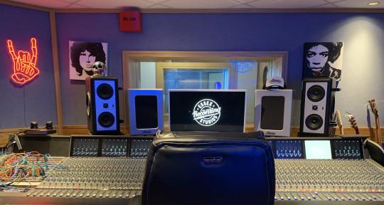 Recording Studio - James Curtis-Thomas