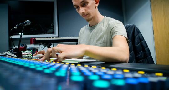 'Professional mixes', 'Mixing' - Alvinos Zavlis