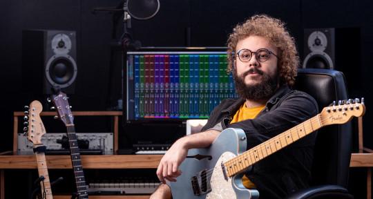 Production, Mixing, Vocals - Maxi Morales