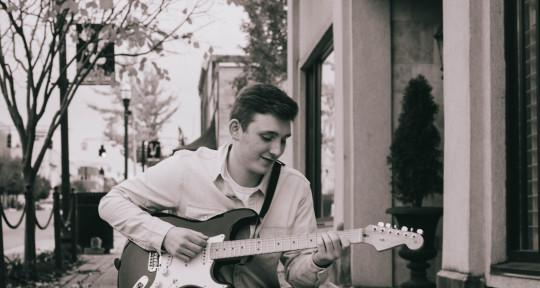 Session Guitarist- any genre - Jayden Wilson Guitar