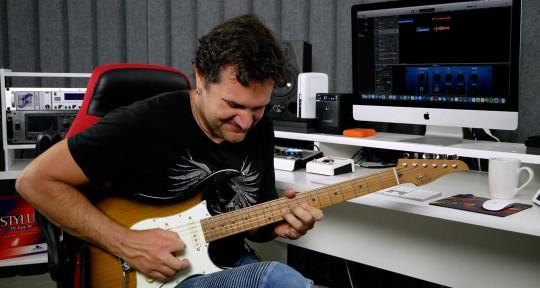 Session Guitarist - David Wallimann