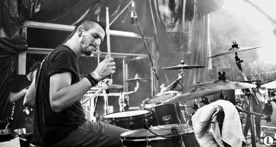 Session Drummer, mix, composer - Berta93