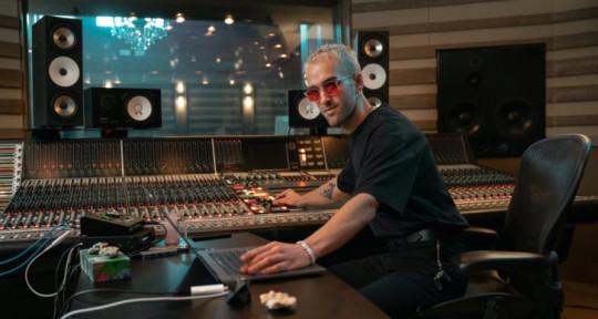 Music Producer - Reggie Maldonado