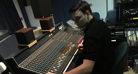 Composer & Sound Designer  - Josh Bak